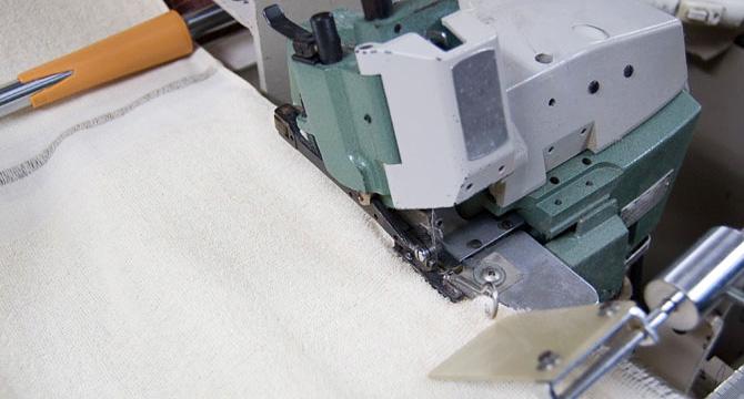 タオルの織り上がり2