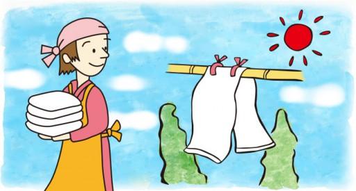 タオルの洗濯注意事項